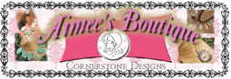 Aimee's Boutique Header Logo