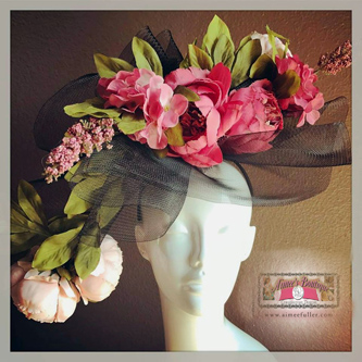 Fascinator or Hat