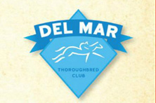 Del Mar Opening Day Logo